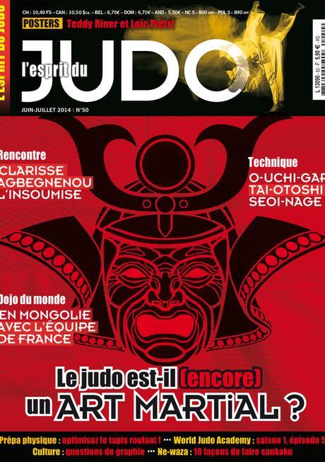 Judo, Mondiaux : Alpha sans omega