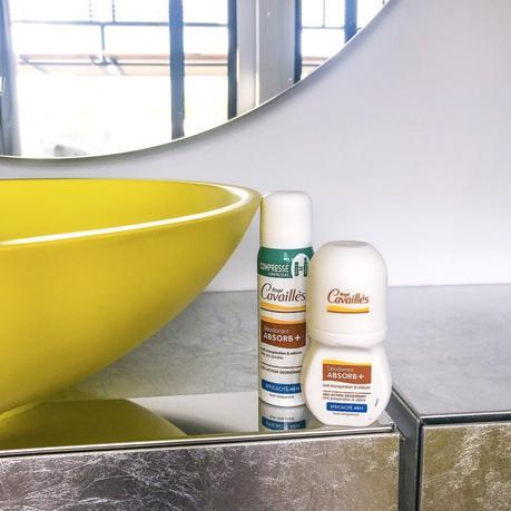 Mon avis sur le déodorant Absorb+ Rogé Cavaillès