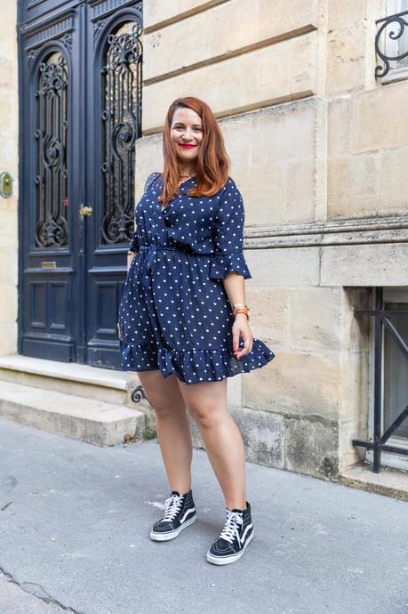 Une petite robe de fin d'été