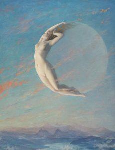 Au clair de la lune grecque