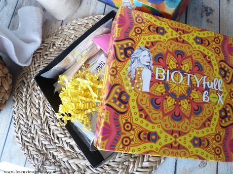 Biotyfull box de septembre 2018 - L'été indien ayurvédique