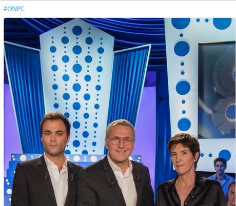 Après avoir produit du #Zemmour, @ruquierofficiel fabrique donc du @CharlesConsigny… On avance. #PesteBrune #ONPC