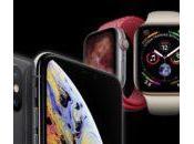 iPhone l'Apple Watch Series disponibles l'achat