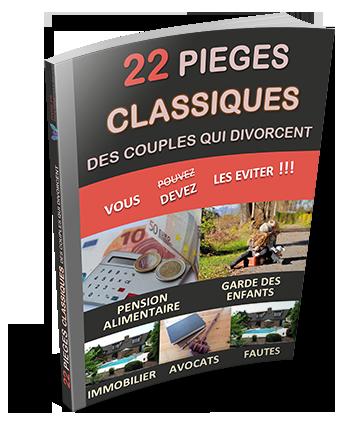 22 pieges classiques des couples qui divorcent - divorce - guide divorce - divise - divise.fr - small