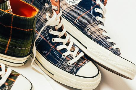 Converse Chuck Taylor All Star 70 Hi Plaid Pack