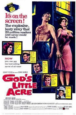 Le Petit Arpent du bon Dieu - God's Little Acre, Anthony Mann (1958)