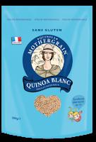 Moelleux de quinoa au coeur coulant de comté