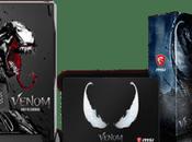 s'associe Sony Pictures pour sortie film Venom