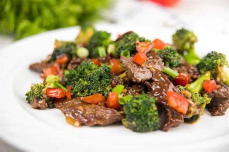 Sauté de boeuf et brocoli au cookeo
