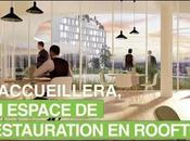 Biotope chantier futur siège Métropole Européenne Lille pose première pierre