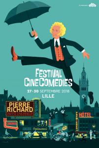 1er Festival Cinecomedies