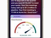 Apple Salesforce allient meilleurs appareils pour entreprises l'outil plus populaire monde