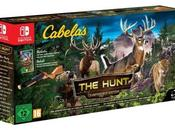 Cabela's Hunt Bass Shops Strike s'annoncent Nintendo Switch