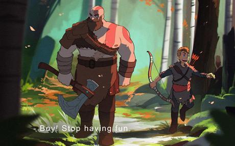Si le Studio Ghibli réalisait «The Witcher»