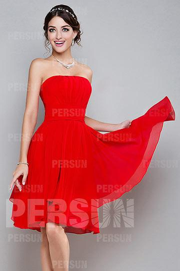 Comment choisir la robe de cocktail rouge