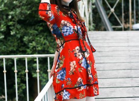 Sézane robe maxi Chelsea