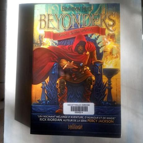 Le livre du vendredi : Beyonders, tome 1