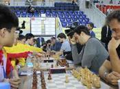 France tête l'Olympiade d'échecs Batoumi