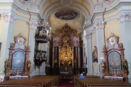 autriche linz pöstlingberg église