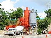usine mélange béton prêt l'emploi HZS50 mélangeur bétons avec l'efficacité élevée venteBétonnière centrale
