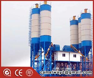» usine de mélange en béton prêt à l'emploi HZS50 usine de mélangeur de bétons avec l'efficacité élevée en venteBétonnière et centrale à béton