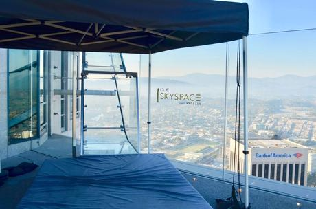 OUE Skyspace, l'observatoire de LA