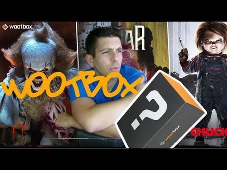 NOUVELLE WOOTBOX : LA FRAYEUR D'OCTOBRE ! (Code promo wootbox)
