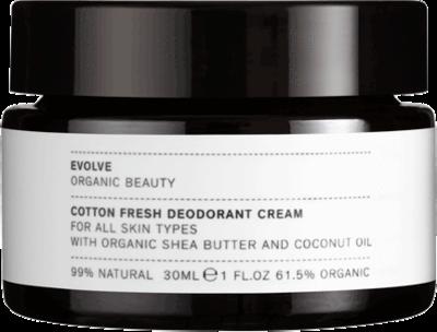 Evolve Organic deodorant