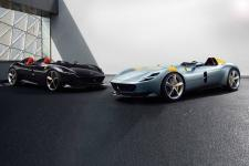 Ferrari Monza SP1 et SP2 2019