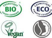 Labels cosmétique petit comparatif