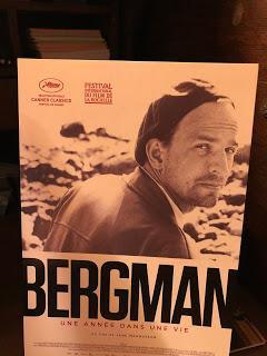 Le film d'une année de la vie d'un cinéaste : Ingmar Bergman