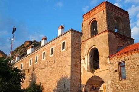 macédoine prilep monastère treskavec