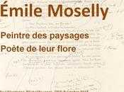 Émile Moselly peintre paysages, poète leur flore