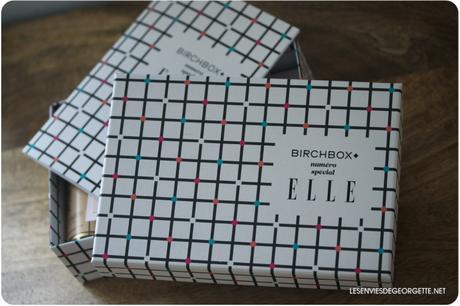 Birchbox numéro spéciale ELLE & MAC !!!