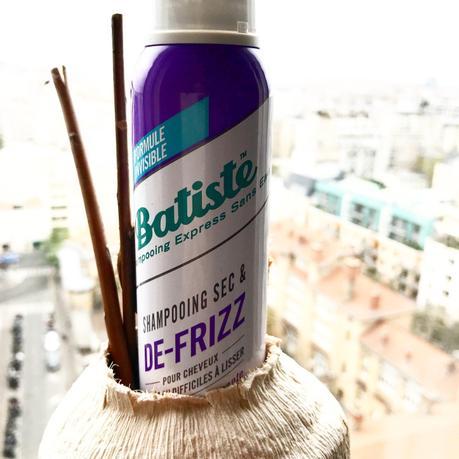 Focus sur le Shampooing Defrizz de BATISTE