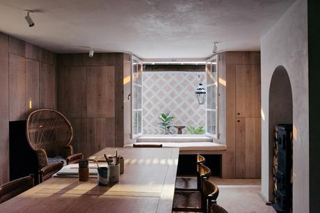La superbe rénovation d'une maison de huguenot