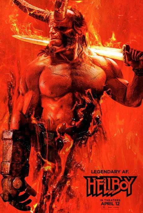 Hellboy: voici la première affiche!