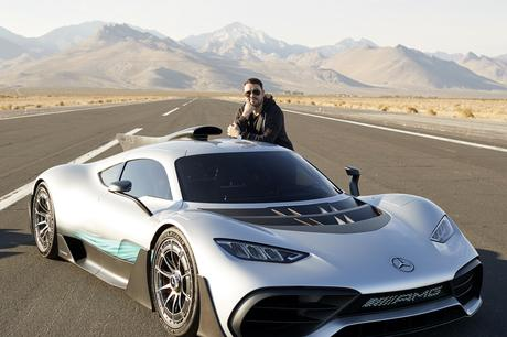 Project One Mercedes AMG