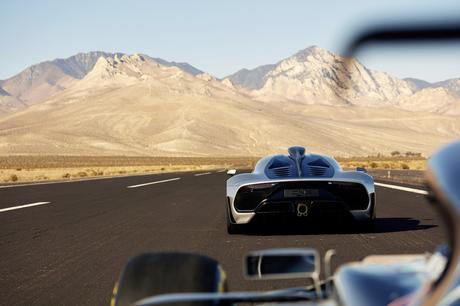 Mercedes-AMG Project One: de la Formule 1 à la route, en passant par la Suisse