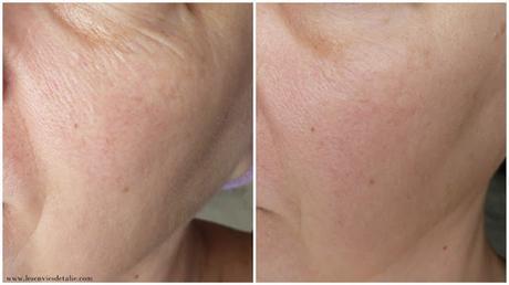 Peau lisse et grain de peau affiné avec le Sérum Pore Control Clarins