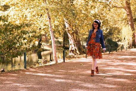 Ma petite robe d'automne
