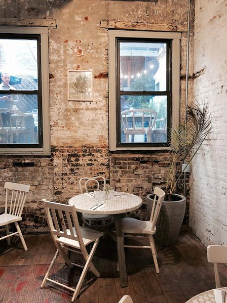 New-York / Manhattan, mes bonnes adresses café, restau /