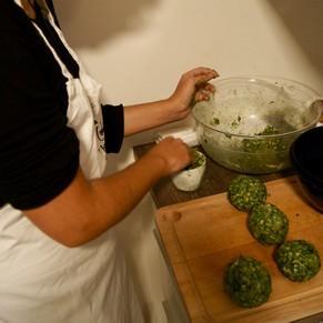vienne vienna cooking class cours cuisine autrichienne viennoise knödel