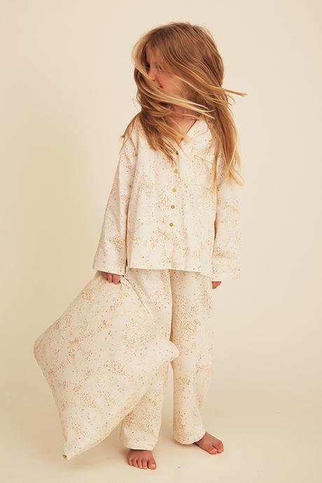 Soft Gallery kids pajamas
