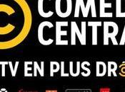 Lancement chaîne Comedy Central France