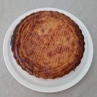 Gâteau basque de Lionel Roux