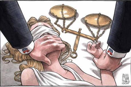 Brett Kavanaugh N'avait Pas le Droit d'Être Juge