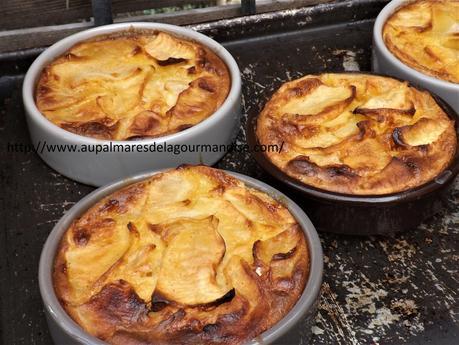 Clafoutis aux pommes caramélisées IG BAS