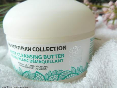 Beurre blanc démaquillant Natura Siberica