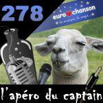 L'apéro du Captain #278 : Bienvenue à l'Euro Chanson